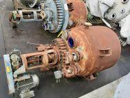 De Dietrich STU 1200 - Reaktoren