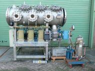 Pannevis RT/PT PILOT - Vacuum belt filter