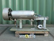 Alfa Laval CONTHERM 6X4 - Wymienniki ciepła ze skrobakami powierzchni