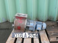 Gericke - Rotating valve