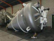 Nautamix MBXU-100 R/V/HP - Conical dryer