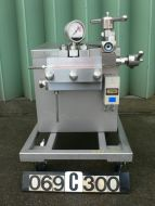 APV Schroeder LAB 60/60-10TBS - Piston homogeniser