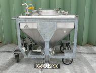 Chematec - Vertical tank