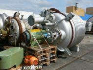 Romabau TYPE 2500L - Reactor