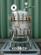 Apaco FILTER 600 - Nutsche filter