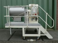 Kek Gardner 400 E - Powder turbo mixer