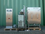 Pink Wertheim VSD 850-950-200 Vacuum - Suszarki podajnika