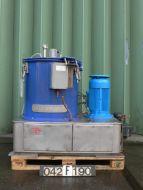 Ellerwerk 931 L-II - Basket centrifuge