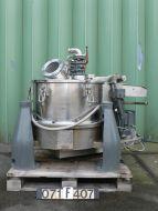Ellerwerk 733 C-R - Basket centrifuge