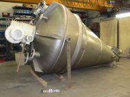 Hosokawa Vrieco S 70 RB-S - Conical dryer