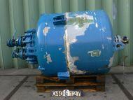 De Dietrich RFS-1200 - Pressure vessel