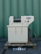 Buehler SDY-200 - Three roll mill