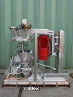 Hosokawa Micron CYCLOMIX 50 - Powder turbo mixer