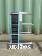 Tranter GLP-008 PI - Plate heat exchanger