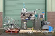 BHS Sonthofen AUTOPRESS 300 - Filtre-presse