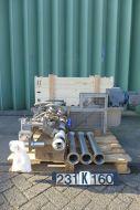 Sandvik Process ROTOFORM 3000 - Belt cooler