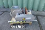 Waeschle ZDD-320.2/16SS - Rotating valve