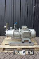 Fluko DMS 3,2/25-20 - Kontinu Reaktoren