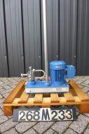 Janke & Kunkel SD-40 - Ciągłe reaktory