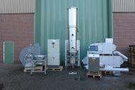Glatt FBE-125 R - Fluid bed dryer batch