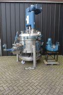 Guedu ML-1500 - Nutsche filter