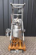 Terlet - Stirring vessel