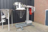 Hosokawa Micron CYCLOMIX 250 - Powder turbo mixer