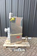 Brabender SACKSCHUTTE MIT FW80/3PLUS - Metering screw