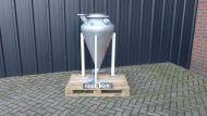 Gericke 160 LTR - Zbiorniki ciśnieniowe