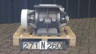 Gericke HD250 - Roterende sluis