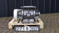 Gericke HD250 - Rotating valve