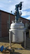 Chaudronnerie ABF 2500 Ltr - Reaktoren