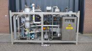 UIC EA150 /KD50/KD10 - Film evaporator
