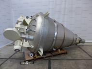 Hosokawa Nauta MBXU-20 RVW - Conical dryer