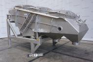 VAV Scan-Vibro SRS 1250x3200 - Tamis vibro