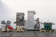 Hosokawa Alpine 160 UPZ System - Młyne redukcyjne rozmiary