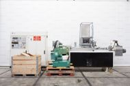 APV Baker MPF 65/15 - Double screw extruder