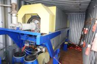 Smit BuGE 15/135 - Rotating drum dryer