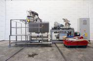 Diosna P/Vac 10-60 Pilot Plant Processor. - Universeelmenger