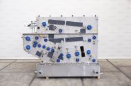 DEWA FPD-16 Belt Filter Press - Sieve belt press