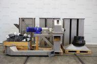 Merz BG 120/11000 - Vertical screw conveyor