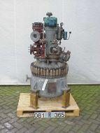 De Dietrich STA-100 - Reaktoren