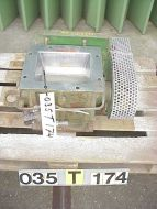 Waeschle DK 8/250CC - Rotating valve