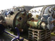De Dietrich CE-2500 - Reactor