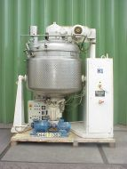 Haagen & Rinau SR-1000 - Processing vessel