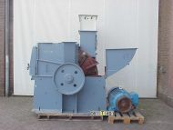 Heinrich Wigger RW 14/8 - Size reduction mill