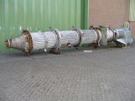 Buss-SMS HS-1200 - Film evaporator