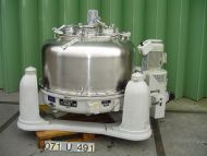 Ferrum POT-1000 - Panier à centrifuger