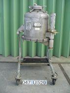 Seitz - Werke EF60/120C - Nutsche filter