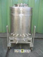 MBR Bio Reactor - Vertical tank